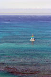 Hawaii Sail Boat Waikiki. Sail Boat off Waikiki Beach, Honolulu, Hawaii Stock Photography
