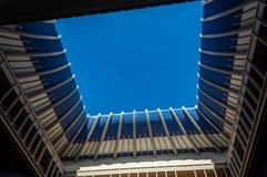 Hawaii State Capitol Skylight royalty free stock photos