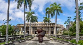 Hawaii State Legislature Royalty Free Stock Photos