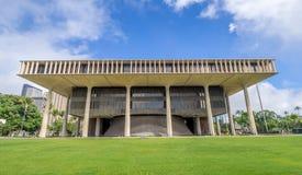Hawaii State Legislature Royalty Free Stock Photography