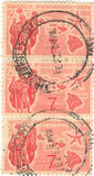 Hawaii Statehood Stamp Royalty Free Stock Image