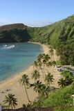 Hawaii-Strand Stockbild