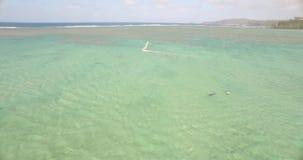 Hawaii strandShoreline arkivfilmer