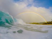 Hawaii Time Stock Image