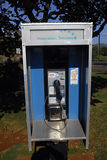 HAWAII_USA_telephone booth Stock Photos