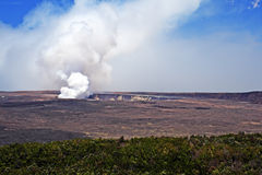 Hawaii Volcanoes National Park, USA Royalty Free Stock Photography