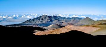 Hawaii vulkan Royaltyfria Bilder
