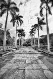 Hawaii Walkway. Royalty Free Stock Photography