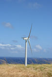 Hawaii Wind Farm Royalty Free Stock Image