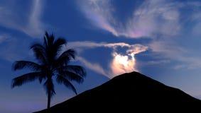 hawaii zmierzch Obrazy Stock