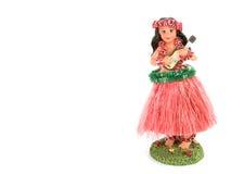 Hawaiiaans Meisje Hula Stock Fotografie