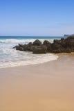Hawaiiaans strand Royalty-vrije Stock Foto's