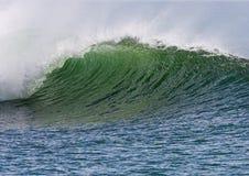 Hawaiiaanse Golf royalty-vrije stock afbeelding