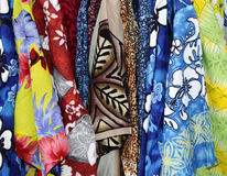 Hawaiiaanse Overhemden Royalty-vrije Stock Foto