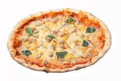 Hawaiiaanse pizza Stock Foto's