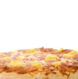 Hawaiiaanse Pizza Royalty-vrije Stock Afbeeldingen