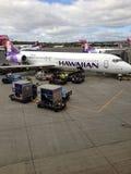 HAWAIIAN AIRLINES Fotografia Stock