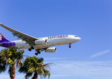 HAWAIIAN AIRLINES Stock Foto's