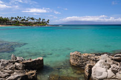 Hawaiian Bay Stock Images