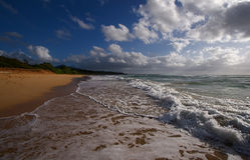 Hawaiian Beach Stock Photos