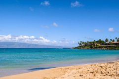Hawaiian Beach Royalty Free Stock Images