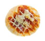 Hawaiian bread pizza Stock Photography