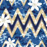 Hawaiian Camo Royalty Free Stock Images