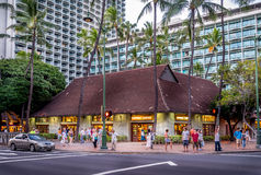 Hawaiian Casuals retail outlet Royalty Free Stock Images