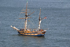 The Hawaiian Chieftain. Royalty Free Stock Photography