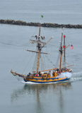 Hawaiian Chieftain Royalty Free Stock Images