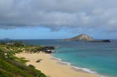 Hawaiian coast Stock Photo