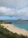 Hawaiian coast Royalty Free Stock Photography