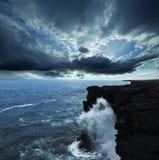 Hawaiian coast Stock Images