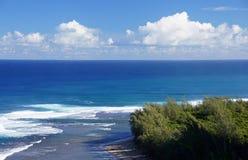 Hawaiian Coast, USA Royalty Free Stock Images