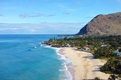 Hawaiian Coastline Stock Images