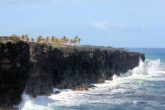 Hawaiian coastline Stock Photos