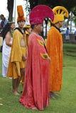 Hawaiian Crowns Royalty Free Stock Images