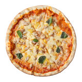 Hawaiian da pizza Imagens de Stock