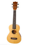 Hawaiian four stringed ukulele guitar Stock Photography