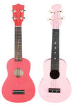 Hawaiian guitar Stock Images