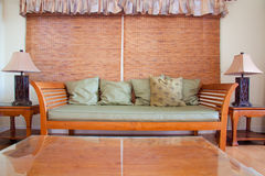 Hawaiian House Decor Royalty Free Stock Image