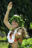 Hawaiian hula Royalty Free Stock Images