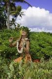 Hawaiian hula Royalty Free Stock Image