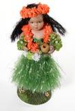 Hawaiian Hula doll stock photos