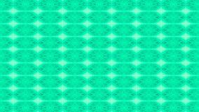 White stars on the green background. Royalty Free Stock Photo