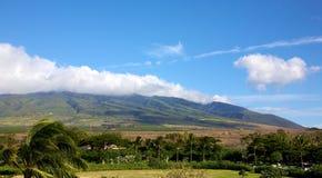 Hawaiian landscape Stock Photos
