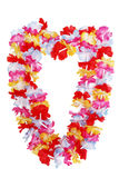 Hawaiian lei Royalty Free Stock Images