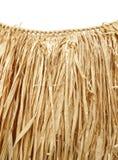 Hawaiian luau - grass hula skirt Royalty Free Stock Photography
