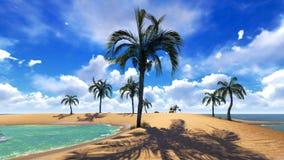 Hawaiian paradise Royalty Free Stock Image