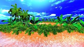 Hawaiian paradise Royalty Free Stock Images